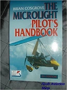 Image not found :Microlight Pilot's Handbook (6th edition)
