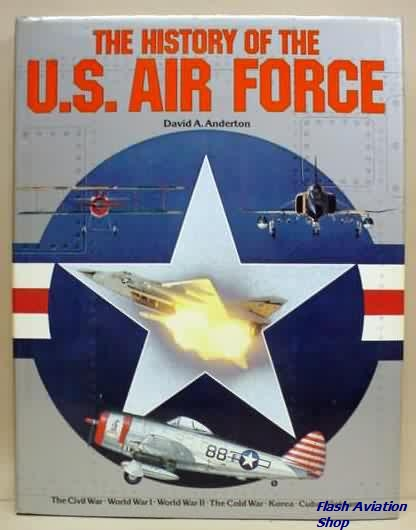 Image not found :History of the U.S. Air Force, the (BCA)
