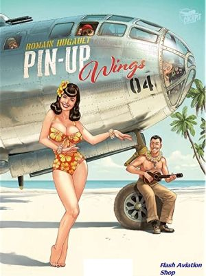 Image not found :Pin Up Wings 04 (Salleck)