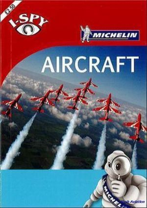 Image not found :Aircraft (Michelin I-Spy series)