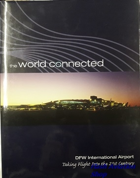Image not found :World Connected, DFW International Airport