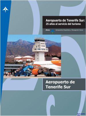 Image not found :Aeropuerto de Tenerife Sur: 25 Anos al Servicio del Turismo