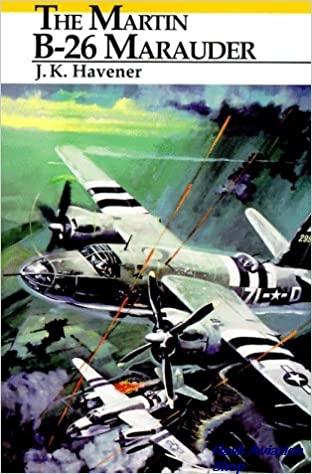 Image not found :Martin B-26 Marauder (SHP)