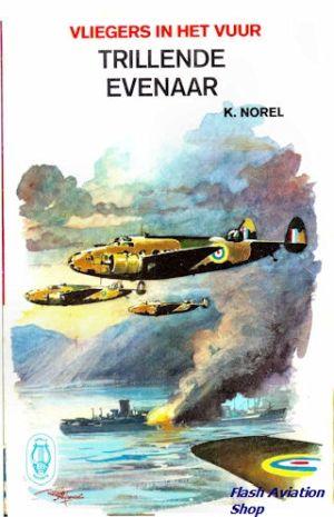 Image not found :Vliegers in het Vuur, deel 2; Trillende Evenaar (10de druk)