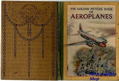 Image not found :Golden Picture Book of Aeroplanes