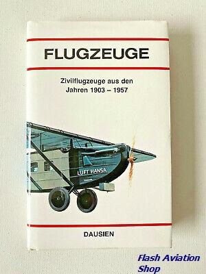 Image not found :Flugzeuge, Zivilflugzeuge as den Jahren 1903-1957