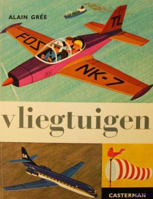 Image not found :Vliegtuigen (Casterman)