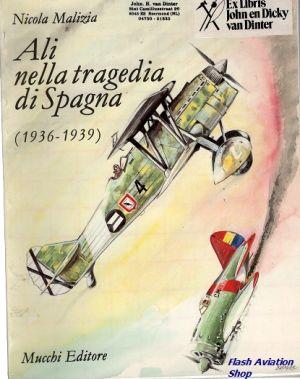 Image not found :Ali nella Tragedia di Spagna (1936-1939)