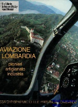 Image not found :Aviazione in Lombardia, Pionieri Artigianato Industria (Ex Libris)