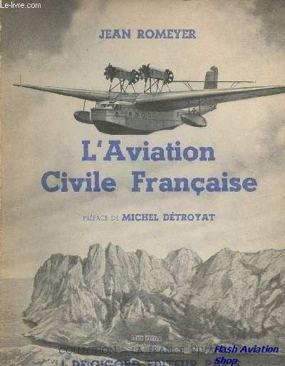 Image not found :L'Aviation Civile Francaise (collection