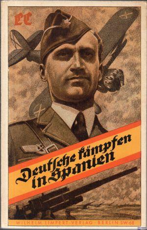 Image not found :Deutsche Kampfen in Spanien