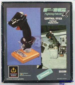 Image not found :F-16 Fighting Falcon Control Stick 1:1 (no instruction)