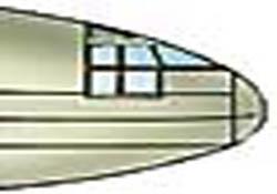 Image not found :C-46 Commando Canopy