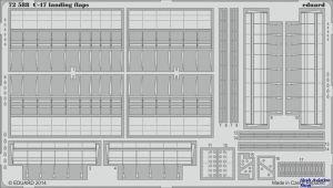Image not found :C-47 landing flaps
