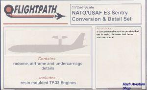 Image not found :NATO/USAF E-3 AWACS/Sentry Conversion & detail set