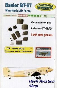 Image not found :Basler BT-67 Mauritania
