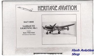 Image not found :Lockheed 322 Lightning Mk I