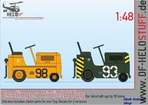Image not found :Esslinger Airfield Tug