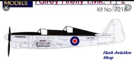 Image not found :Fairey Firefly T1/T2