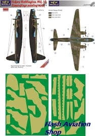 Image not found :Vicker Wellington Mk.IC A-scheme Camouflage Painting Ma