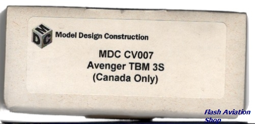 Image not found :Avenger TBM 3S (Canada only)