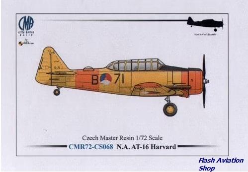 Image not found :North American AT-16 Harvard II Conversion set