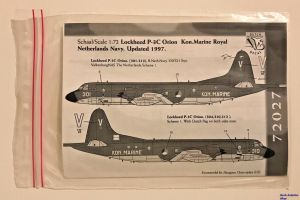 Image not found :Lockheed P-3C Orion MLD, Updated 1997