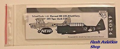 Image not found :Harvard IIB LSK, MLD, Tiger Moth KLu (roundels included)