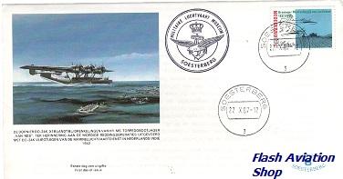Image not found :Dornier Do.24K Eerste dag envelop