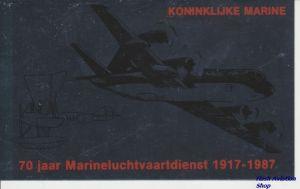 Image not found :Koninklijke Marine, 70 jaar Marineluchtvaartdiens 1917 - 1987