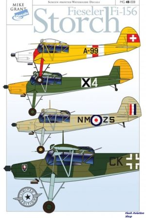 Image not found :Fieseler Fi.156 Storch