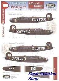 Image not found :B-24 Zodiacs part 1