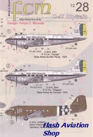 Image not found :C-47 Skytrain Decal First Look