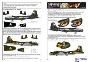 Image not found :B-17s of the Mighty Eighth Air Force Nose Art