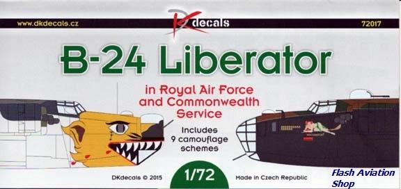 Image not found :B-24 Liberator RAF