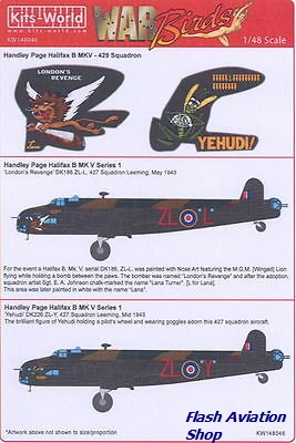 Image not found :Handley Page Halifax B.Mk.V