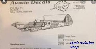Image not found :Aussie Spitfires