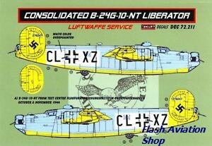 Image not found :B-24G Liberator Luftwaffe Service