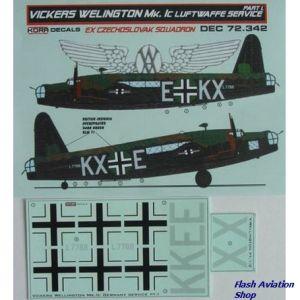 Image not found :Vickers Wellington Mk.IC