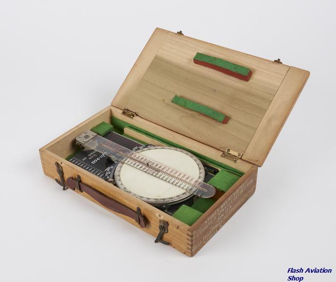 Image not found :Course and Speed Calculator Mk.IIA HTA(1928)LT AM 68/125 in original Box