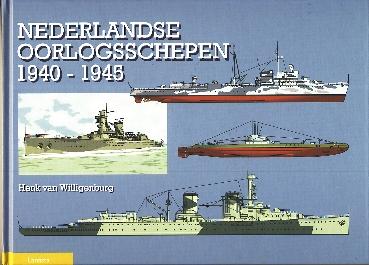 Image not found :Nederlandse Oorlogsschepen 1940 - 1945