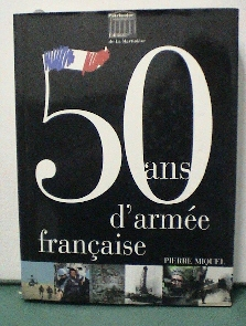 Image not found :50 Ans d'Armee Francaise (ex. 177)