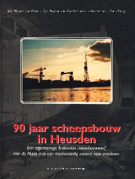 Image not found :90 Jaar Scheepsbouw in Heusden