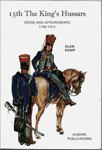 Image not found :15th King's Hussars, Dress and Appointments 1759-1914