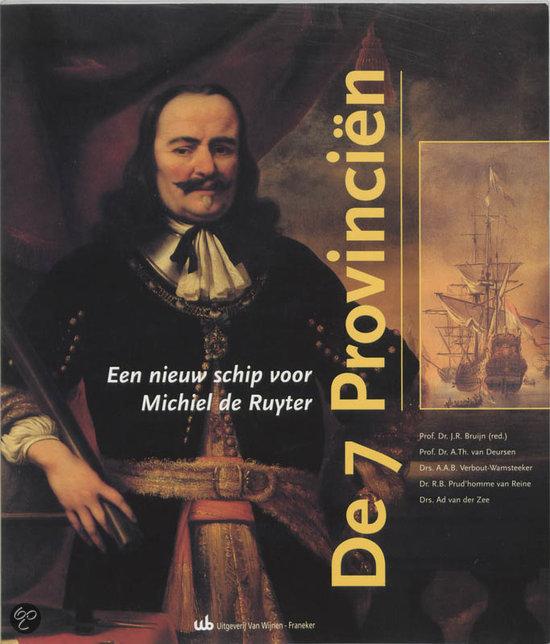 Image not found :7 Provincien, Een Nieuw Schip voor Michiel de Ruyter