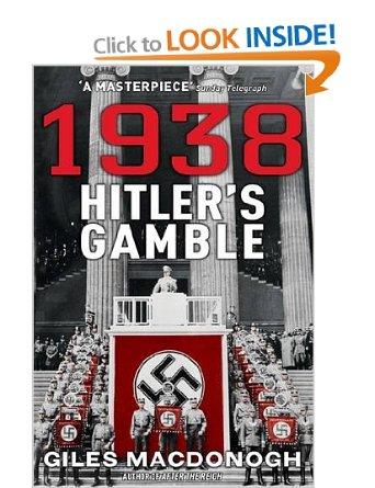 Image not found :1938, Hitler's Gamble