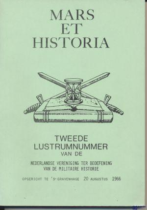 Image not found :Mars et Historia, Tweede Lustrum nummer