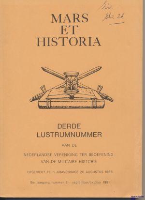 Image not found :Mars et Historia, Derde Lustrum nummer