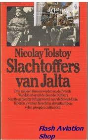 Image not found :Slachtoffers van Jalta (Spectrum Paperback 69)