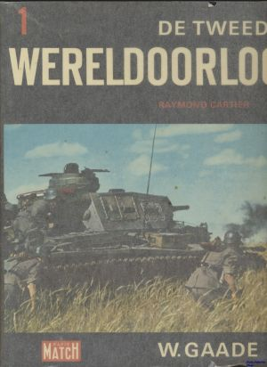 Image not found :Tweede Wereldoorlog deel 1 1939-1942 (Gaade)